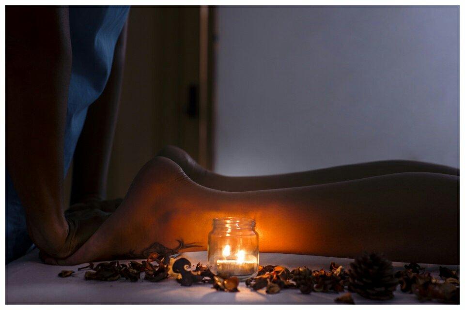 masaje con aromas cubanos