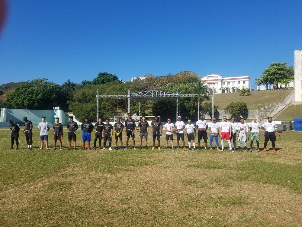 ¿Qué sabes sobre el Flag Fútbol en Cuba?