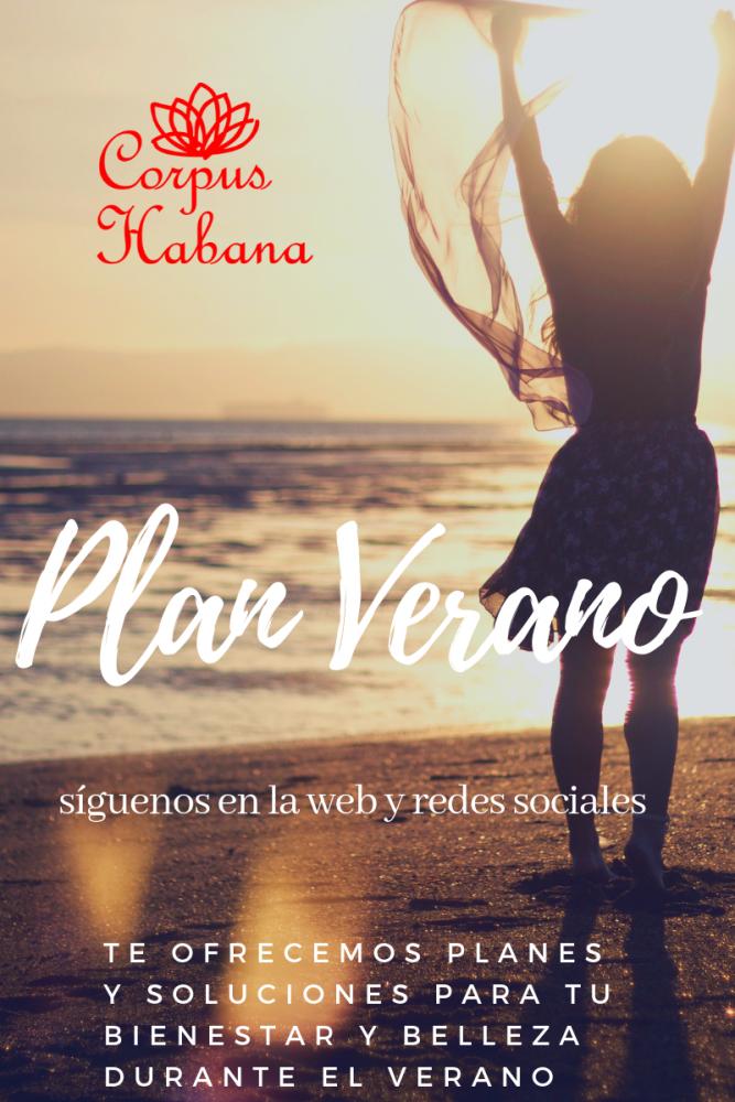 No te pierdas el Plan Verano de Corpus Habana