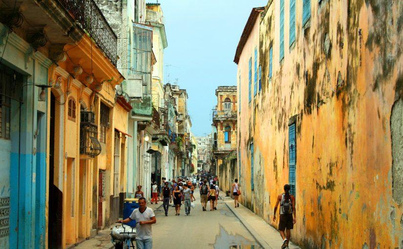 Masajistas en Cuba durante el Período Especial